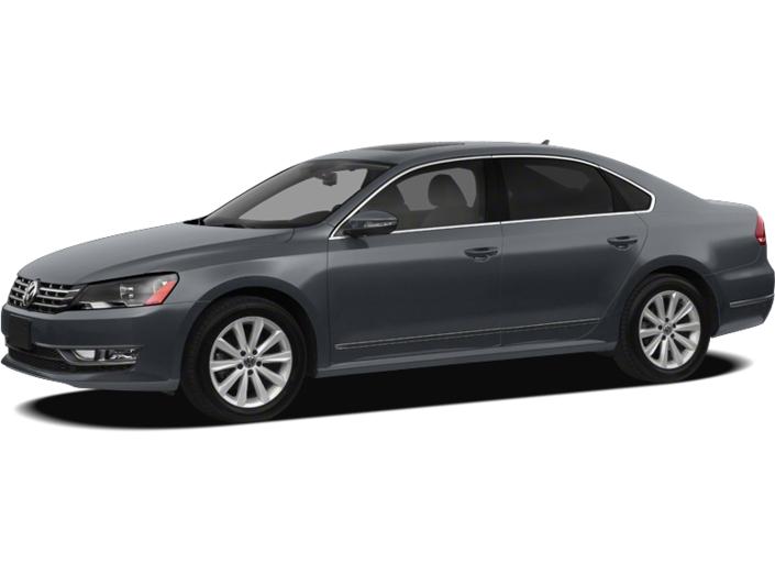 2012 Volkswagen Passat 2.0L TDI SEL Premium McMinnville OR