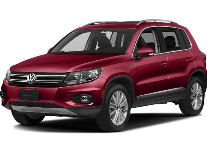 2016 Volkswagen Tiguan  Providence RI