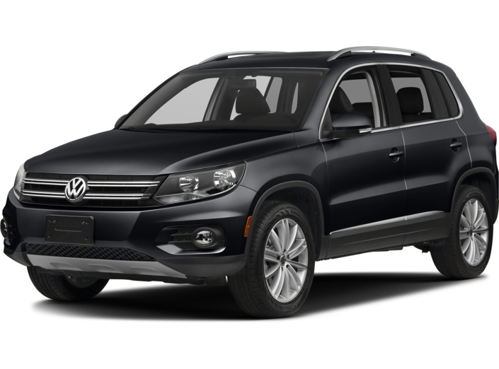 2016 Volkswagen Tiguan SE City of Industry CA