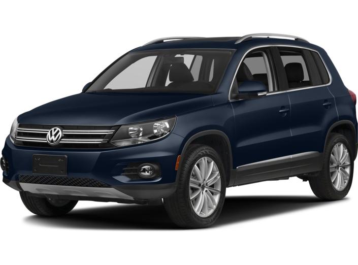 2016 Volkswagen Tiguan 4MOTION 4dr Auto S Providence RI