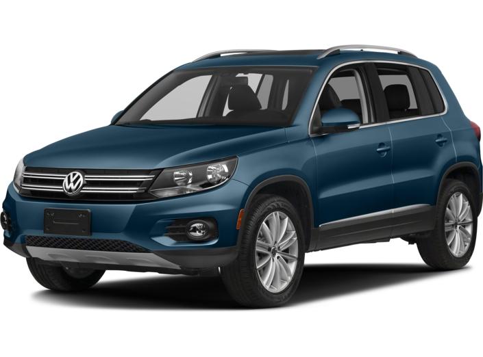 2017 Volkswagen Tiguan LIMITED Stratford CT
