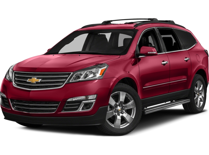 2015 Chevrolet Traverse LTZ Merriam KS