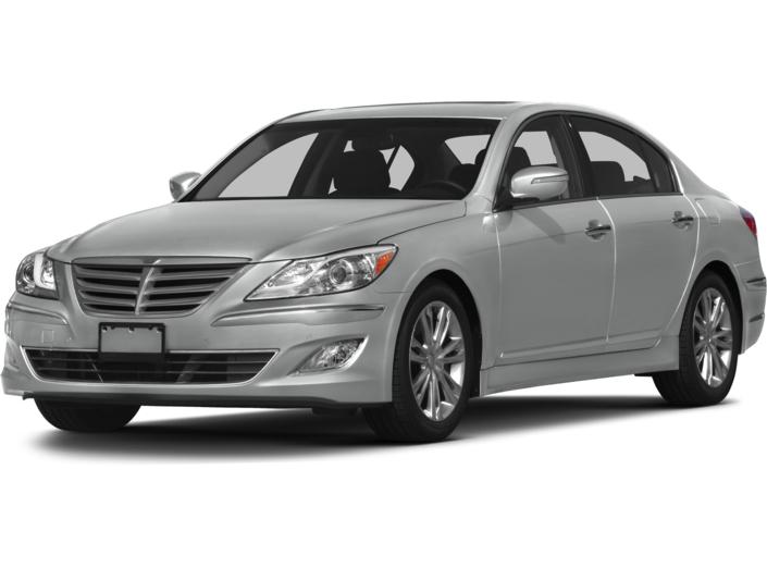 2013 Hyundai Genesis 4dr Sdn V6 3.8L Conroe TX