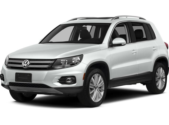 2013 Volkswagen Tiguan SE W/ Appearance Mentor OH