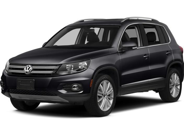 2013 Volkswagen Tiguan SE w/Sunroof & Nav Providence RI