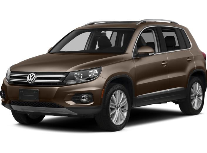 2013 Volkswagen Tiguan 4WD 4dr Auto Providence RI