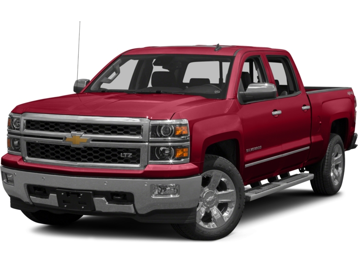 2015 Chevrolet Silverado 1500 4WD Crew Cab High Country Conroe TX