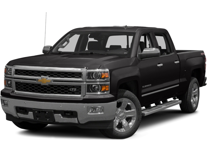 2015 Chevrolet Silverado 1500 4WD Crew Cab 143.5 High Country St. Paul MN