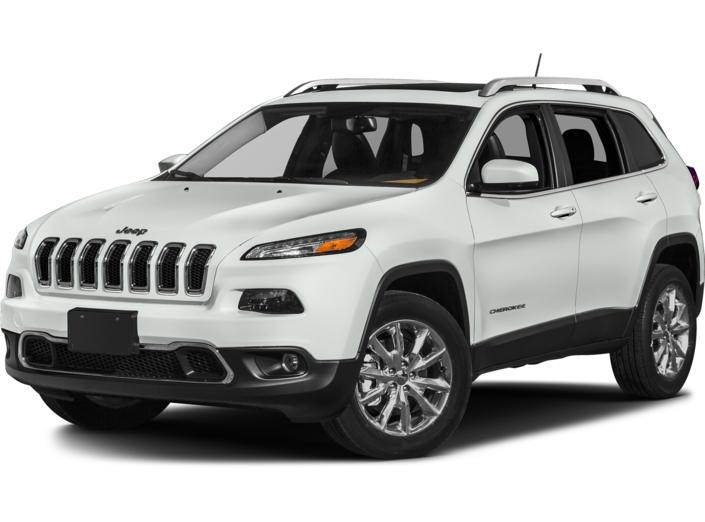 2017 Jeep Cherokee 4x4 St. Paul MN