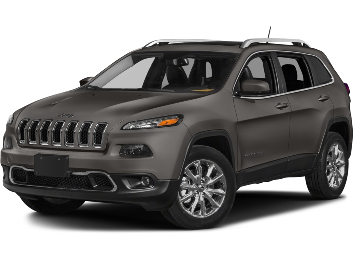 2017 Jeep Cherokee 4x4 St. Paul MN