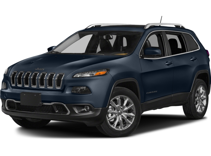 2016 Jeep Cherokee 4WD 4dr Providence RI