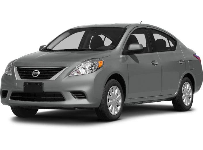 2014 Nissan Versa 4dr Sdn 1.6 Conroe TX