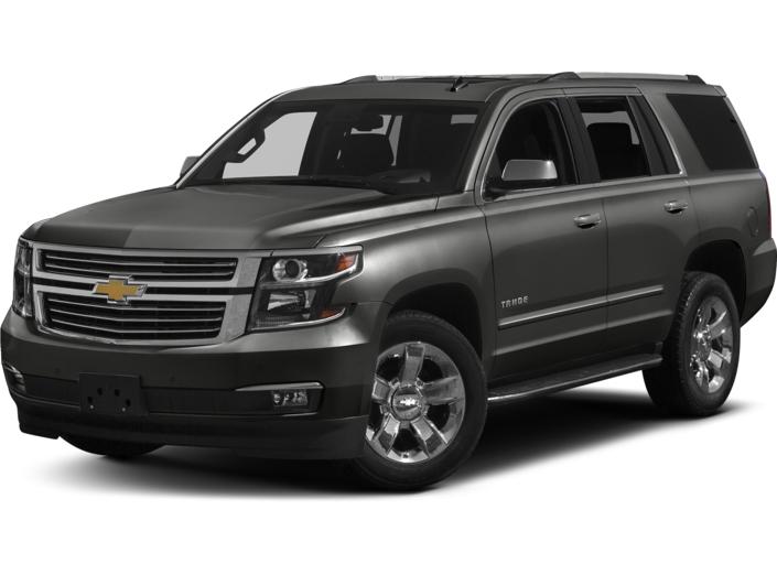 2015 Chevrolet Tahoe LTZ Elgin IL