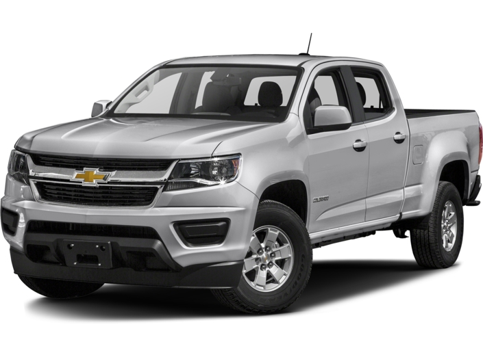 2017 Chevrolet Colorado 4WD Crew Cab WT Providence RI