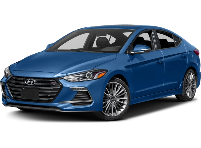 2018 Hyundai Elantra Sport 1.6T (Ulsan) Conroe TX