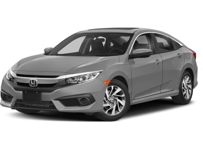 2018 Honda Civic EX Petaluma CA