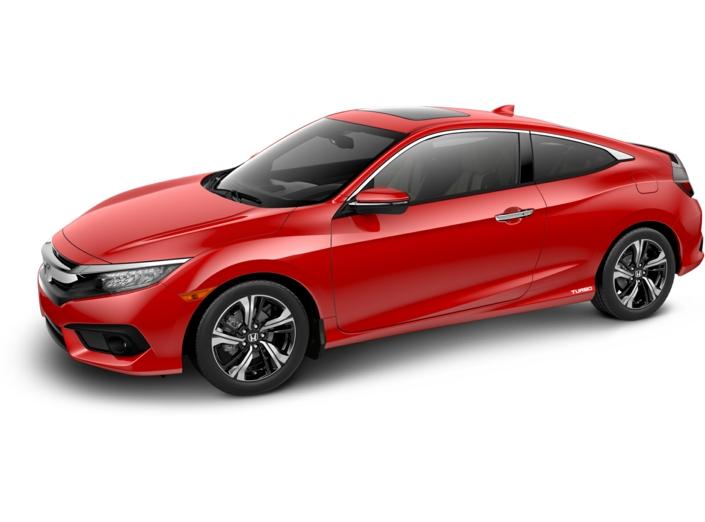 2018 Honda Civic Coupe Touring Salinas CA