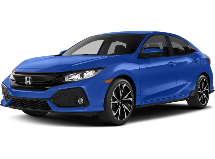2018 Honda Civic Hatchback Sport Bay Shore NY