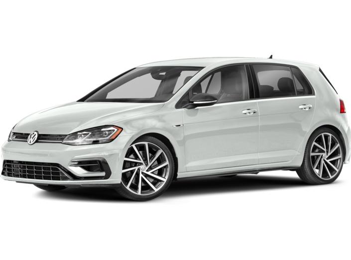 2018 Volkswagen Golf R DCC & Navigation 4Motion White Plains NY