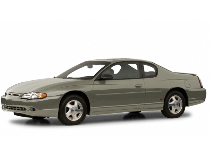 2001 Chevrolet Monte Carlo 2dr Cpe LS St. Paul MN