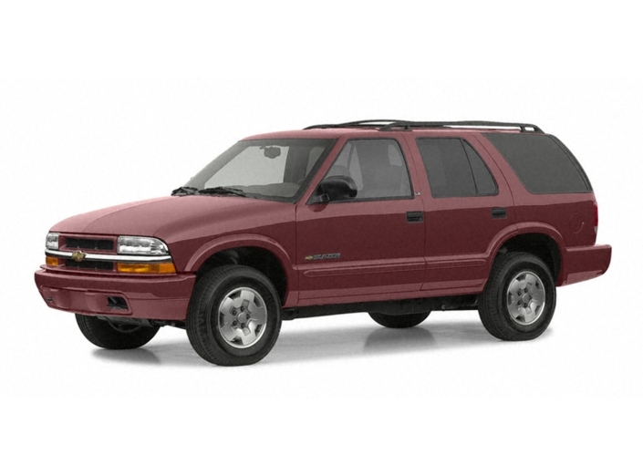 2002 Chevrolet Blazer 4dr 4WD LS Lake Elmo MN
