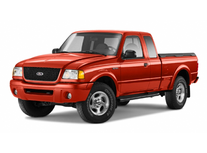 2002 Ford Ranger 4dr Supercab 4.0L 4WD St. Paul MN