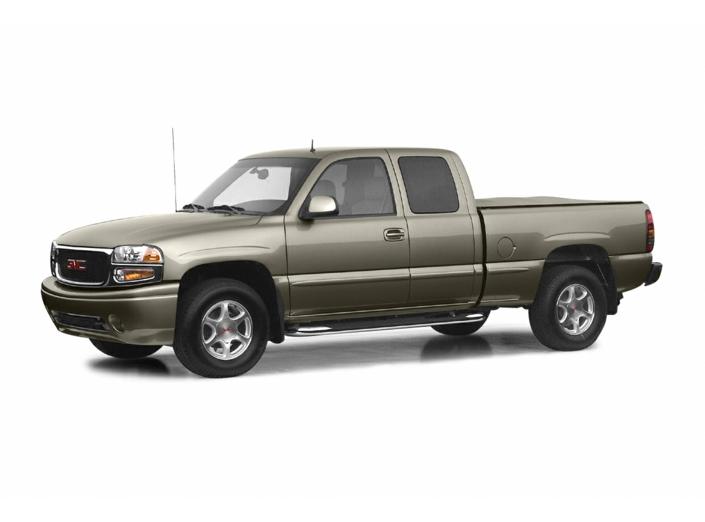 2002 GMC Sierra 1500  Conroe TX