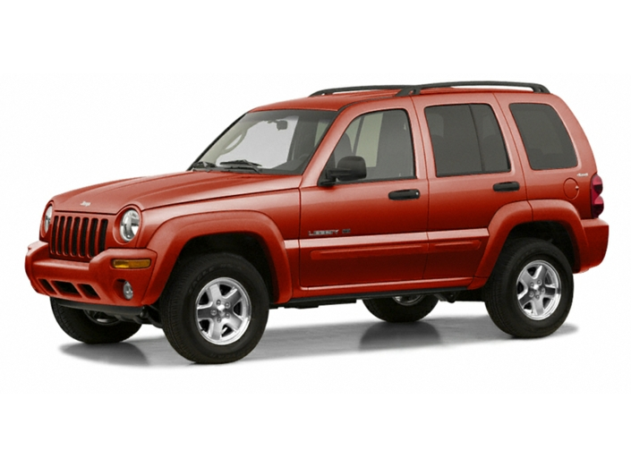 2002 Jeep Liberty 4dr Limited 4WD St. Paul MN