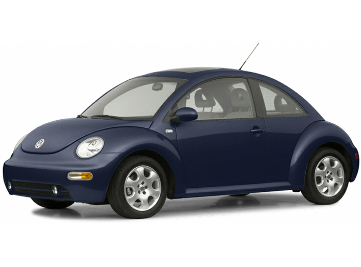 2002 Volkswagen New Beetle 2dr Cpe GLS Manual Lake Elmo MN