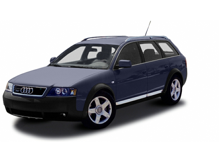 2003 Audi allroad 2.7T Seattle WA