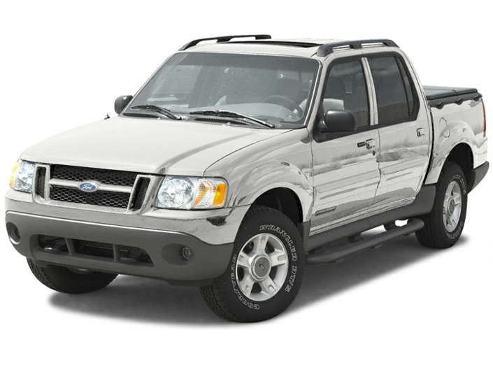2003 Ford Explorer Sport Trac 4dr 126 WB 4WD Stillwater MN