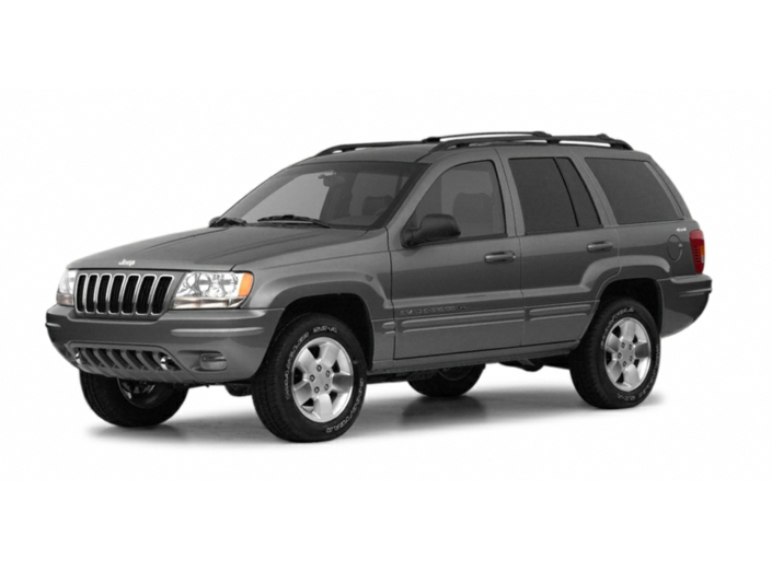 2003 Jeep Grand Cherokee 4dr Limited 4WD St. Paul MN