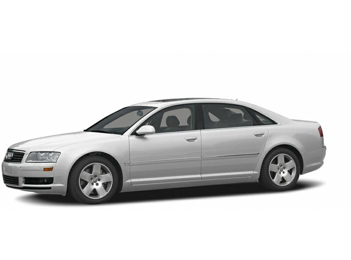2004 Audi A8 L 4.2 Seattle WA