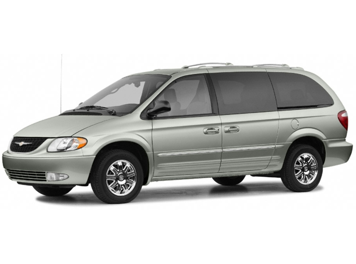 2004 Chrysler Town & Country 4dr LX FWD Stillwater MN