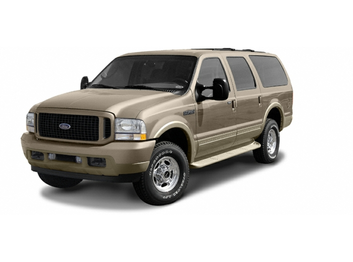 2004 Ford Excursion 137 WB 6.8L Limited 4WD Stillwater MN