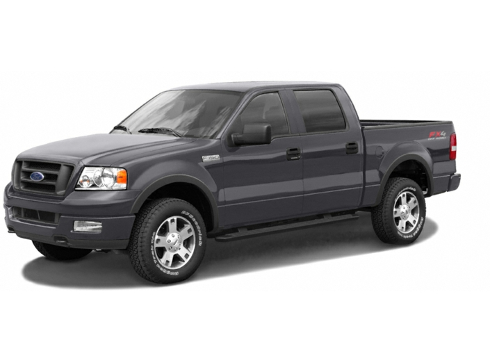 2004 Ford F-150 SuperCrew 139 4WD St. Paul MN