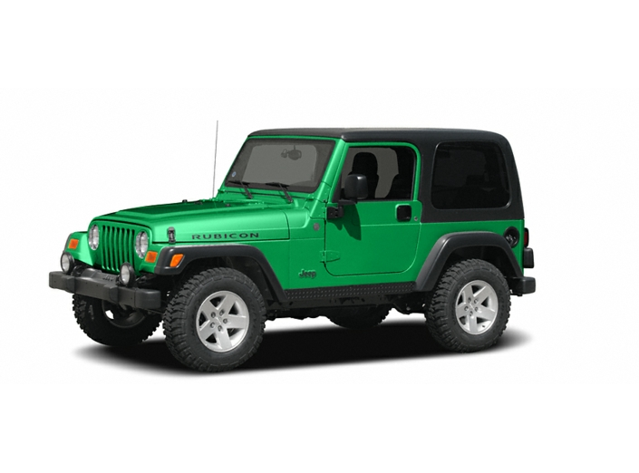 2004 Jeep Wrangler Sport Seattle WA