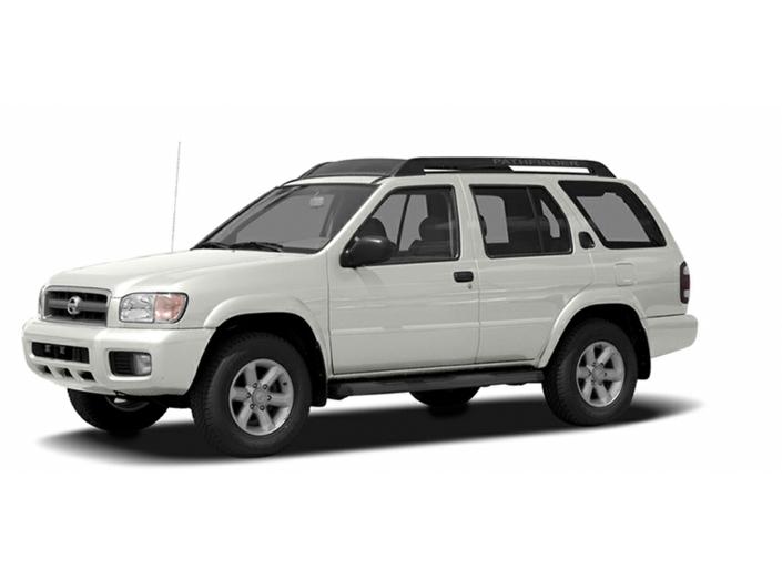 2004 Nissan Pathfinder LE Platinum 4WD Stillwater MN