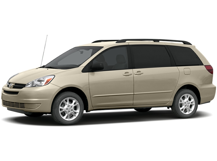 2005 Toyota Sienna LE City of Industry CA