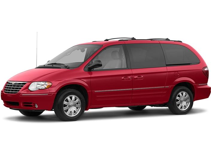 2006 Chrysler Town & Country LWB Touring Conroe TX