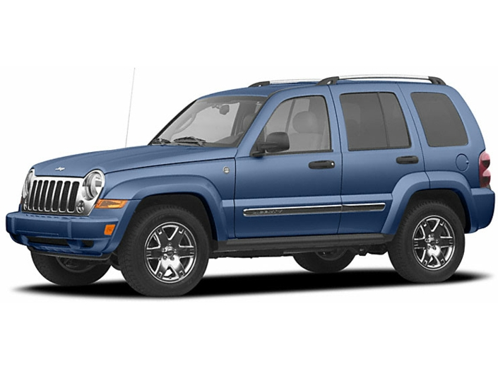 2007 Jeep Liberty 4WD 4dr Limited St. Paul MN