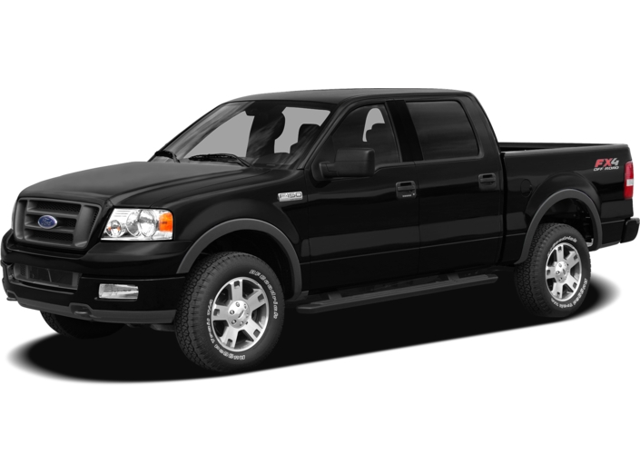 2008 Ford F-150 4WD SuperCrew Conroe TX