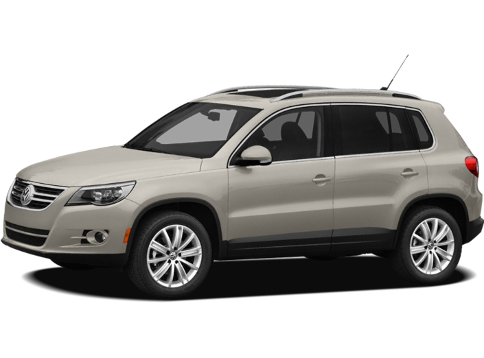 2011 Volkswagen Tiguan 4WD 4dr SEL 4motion Providence RI