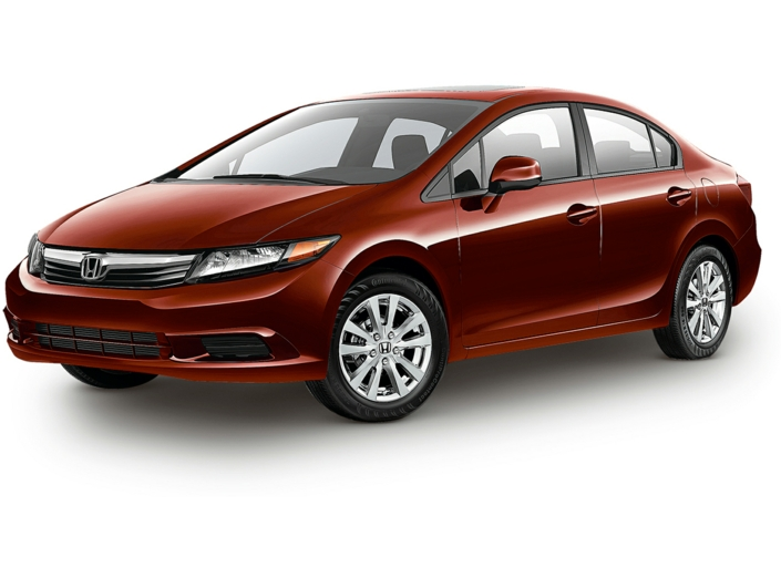 2012 Honda Civic EX-L Franklin TN