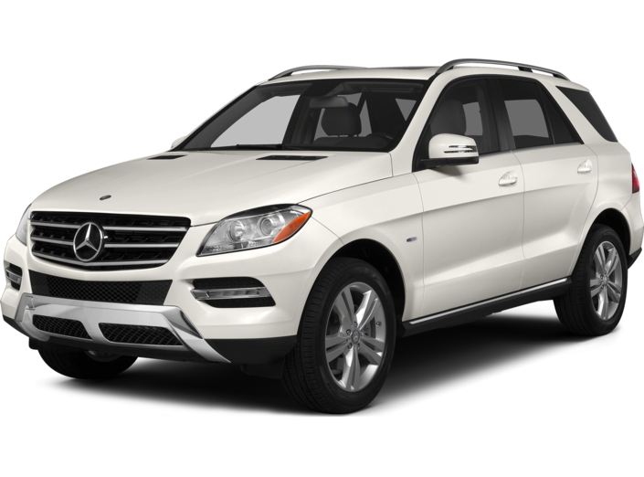 2013 Mercedes-Benz M-Class ML 350 4MATIC® Elgin IL