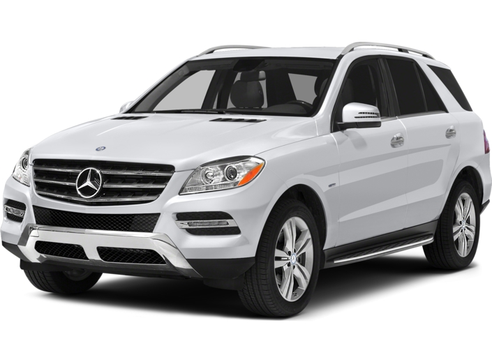 2015 Mercedes-Benz 4MATIC® 4dr ML 250 BlueTEC  Kansas City MO