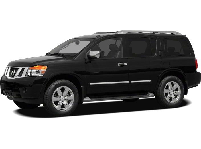 2012 Nissan Armada 4WD 4dr Platinum St. Paul MN