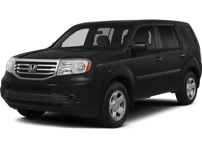 2014 Honda Pilot LX White Plains NY