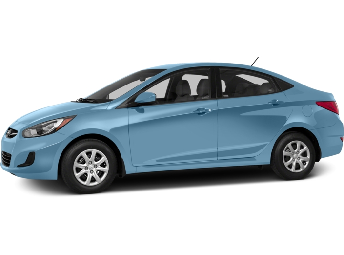 2013 Hyundai Accent 4dr Sdn Man GLS Lake Elmo MN