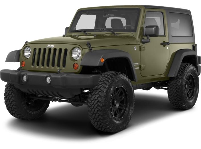 2013 Jeep Wrangler 4WD 2dr Lake Elmo MN